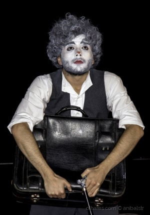 Espetáculos/Vida de Clown