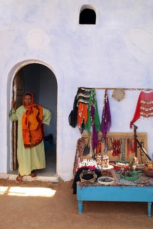 Gentes e Locais/Loja Núbia