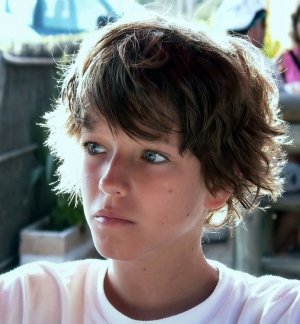 /... when I was fourteen ...