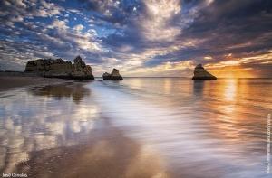 Paisagem Natural/Portugal - Praia Dona Ana - Algarve