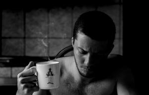 Retratos/A vida começa depois do café.