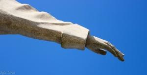 /A mão que paira
