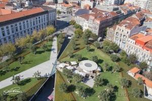 Paisagem Urbana/Praça de Lisboa_Porto