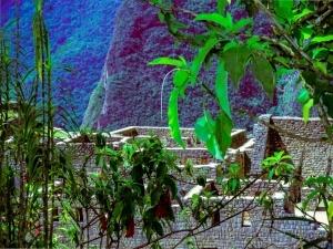 /Um outro olhar de Machu Picchu...