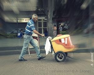 Gentes e Locais/Hoje não tem mais sorvete