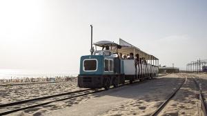 Paisagem Natural/Minicomboio da Caparica