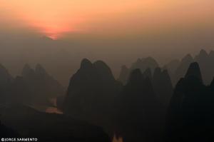 Paisagem Natural/Lijiang River