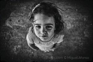Retratos/A inocência no olhar