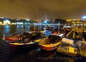 Paisagem Urbana/Barcos da Ribeira (Porto)