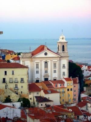 Paisagem Urbana/Os telhados de Lisboa