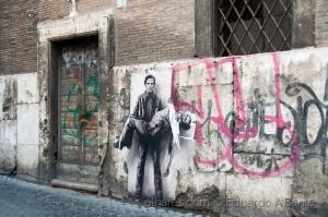 Paisagem Urbana/Ruas de Roma