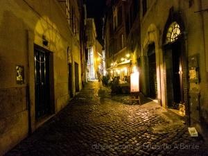 Paisagem Urbana/Becos de Roma