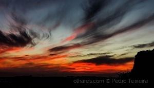 Paisagem Urbana/o céu pinta tão bem