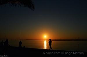 Paisagem Urbana/Pescador de Sois