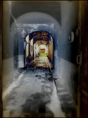 Arte Digital/a caminho da luz...