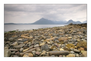 /The Cuillins, Vista de Elgol