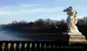 """/"""" CALOR DE OUTONO ... Fontainebleau """" XI (Ler)"""