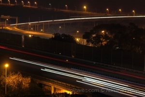 Abstrato/Light Trail 6