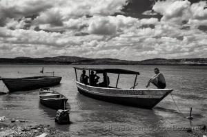Fotojornalismo/Pescadores de São Rafael...
