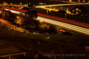 Abstrato/Light Trail 7