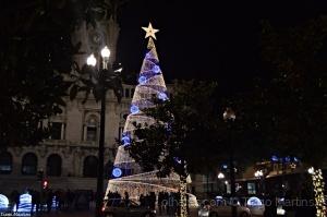 Paisagem Urbana/A todos um Santo e Feliz Natal!!