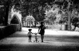 Retratos/sunday walk w/ mommy