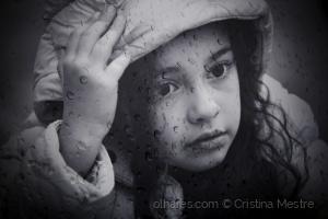 Retratos/Num dia de chuva...
