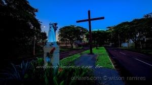 Paisagem Urbana/Nossa Senhora de Fátima - Dourados - MS