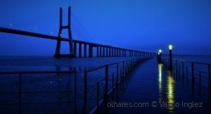 Paisagem Urbana/Blue bridge