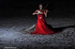 /Ao som do violino !