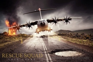 Arte Digital/Rescue Squad
