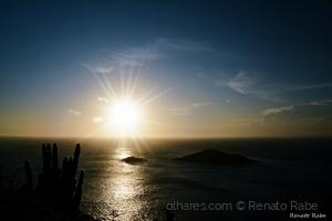Paisagem Natural/Pôr do Sol em Arraial do Cabo RJ