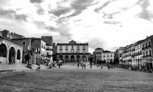 /Plaza Mayor - Cáceres