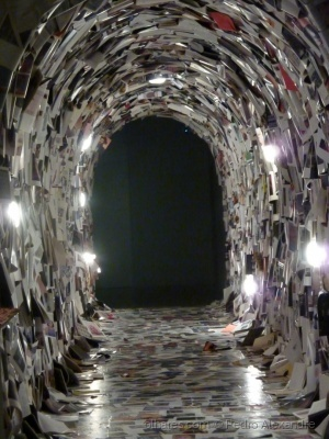 /Túnel de livros