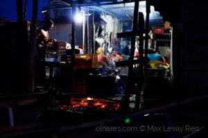 Fotojornalismo/Cozinhando Sururu, Recife