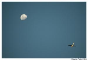 Paisagem Natural/O Louco e a Lua