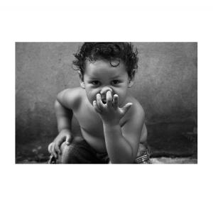 Retratos/Coisa feia menino