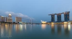 Paisagem Urbana/Marina Bay