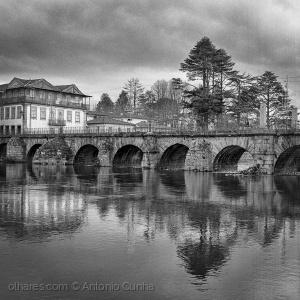 Paisagem Urbana/Winter in the bridge