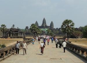 /Cartão postal cambojano