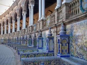 História/Olhares em Sevilha
