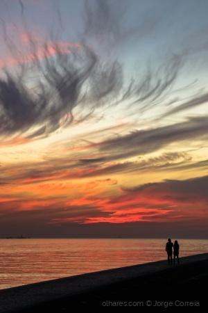 Outros/Sunset @ Tejo