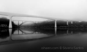 Paisagem Urbana/Pontes do Douro