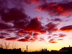 Paisagem Urbana/Cielos desde mi casa