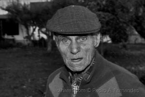 Retratos/Sr. António Galante