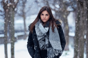 Retratos/Beauty and the Snow