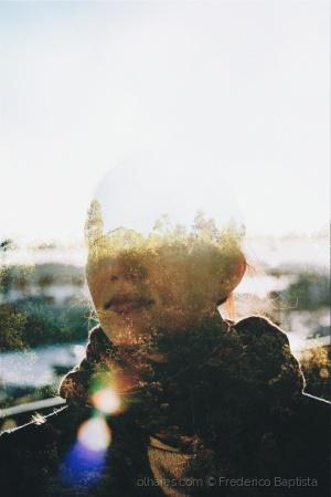 Retratos/Double exposure