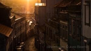 Paisagem Urbana/Porto dourado
