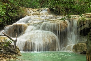 Paisagem Natural/Erawan National Park