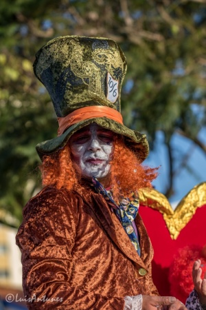 Retratos/Mad Hatter